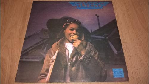 Flyers (Флайерз) 1979. (LP). 12. Vinyl. Пластинка. Bulgaria. Mint. Новая. Неигранная.