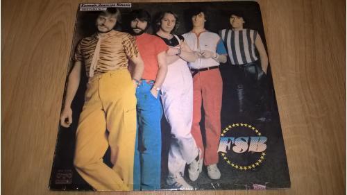 FSB (ФСБ) 1984. (LP). 12. Vinyl. Пластинка. Bulgaria. EX+/EX+