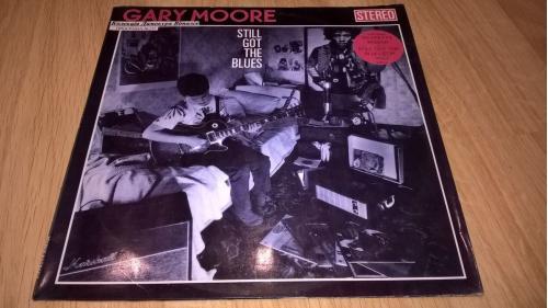 Gary Moore (Still Got The Blues) 1990. (LP). 12. Vinyl. Пластинка. Poland.