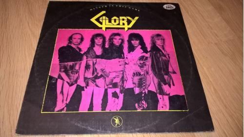 Glory (Danger In This Game) 1989. (LP). 12. Vinyl. Пластинка. EX+/EX+