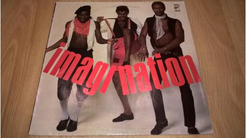 Imagination (Scandalous) 1983. (LP). 12. Vinyl. Пластинка. Poland. EX+/EX+