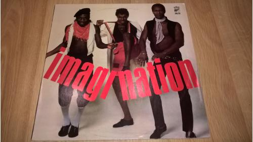 Imagination (Scandalous) 1983. (LP). 12. Vinyl. Пластинка. Poland. NM/EX+
