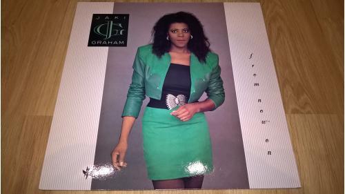 Jaki Graham (From Now On) 1989. (LP). 12. Vinyl. Пластинка. Ламинат. Germany. NM/NM