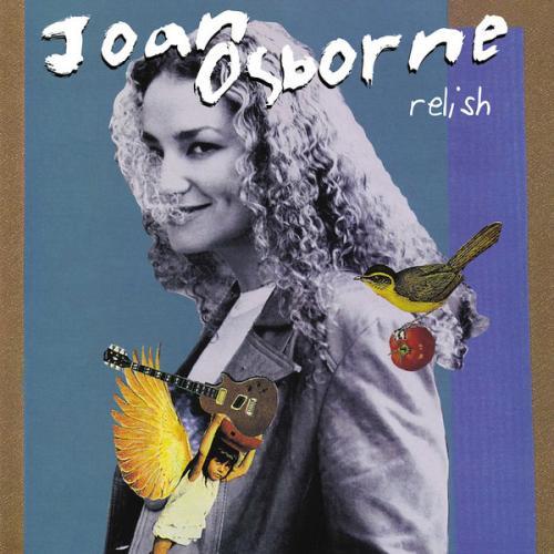Joan Osborne  (Relish) 1995. (2LP). 12. Vinyl. Пластинки. U.S.A. Запечатанное.
