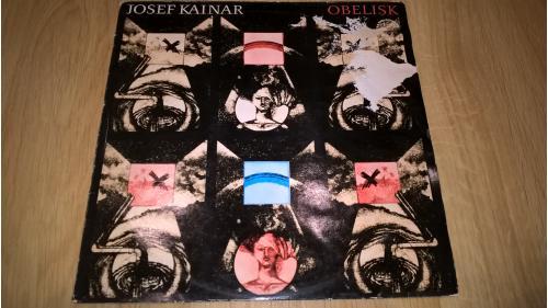 Josef Kainar (Obelisk) 1977. (LP). 12. Vinyl. Пластинка. Czechoslovakia. EX+/EX+.