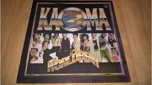 Kaoma (Worldbeat) 1989. (LP). 12. Vinyl. Пластинка. SNC RECORDS. Mint. Новая. Неигранная.