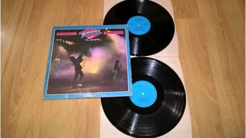 Karat (10 Jahre Auf Dem Weg Zu Euch. Live) 1985. (2LP). 12. Vinyl. Пластинки. Germany.