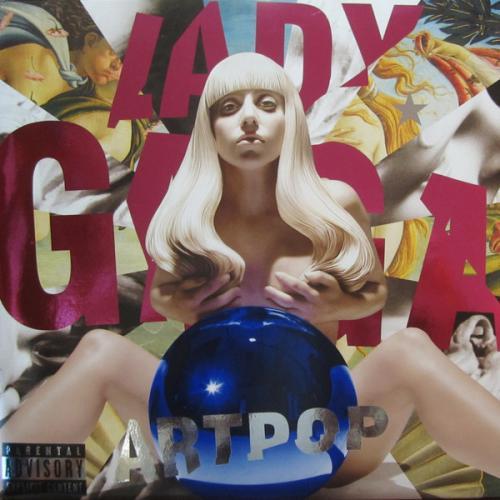 Lady Gaga  (Artpop) 2013. (2LP). 12. Vinyl. Пластинки. U.S.A. S/S. Запечатанное.