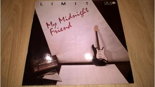 Limit (My Midnight Friend) 1985. (LP). 12. Vinyl. Пластинка. Ламинат. Czechoslovakia. EX+/EX+