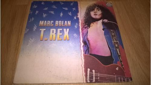 Marc Bolan & T. Rex (Greatest Hits) 1967-72. (LP). 12. Vinyl. Пластинка. Russia.