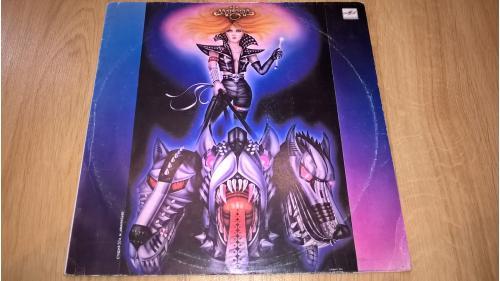 Маркиза (Маркиза) 1989. (LP). 12. Vinyl. Пластинка. Латвия. Лимитированый Тираж. NM/EX+