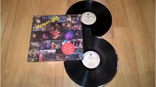 Metal-Festival (Jarocin) 1988. (2LP). 12. Vinyl. Пластинки. Poland.