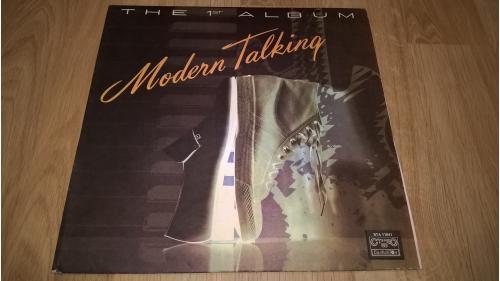 Modern Talking (The 1st Album) 1985. LP. 12. Vinyl. Пластинка. Bulgaria. NM/EX+