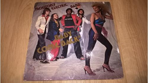 Mouzon's Electric Band  (Baby Come Back) 1979. (LP). 12. Vinyl. Пластинка. Germany.