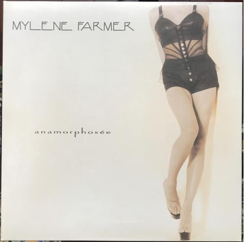 Mylene Farmer (Anamorphosee) 1995. (LP). 12. Vinyl. Пластинка. France. S/S. Запечатанное.