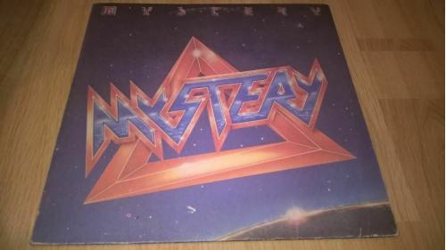Mystery (Mystery) 1991. (LP). 12. Vinyl. Пластинка. ЕХ+/ЕХ+