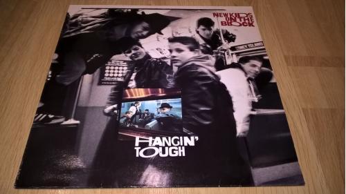 New Kids On The Block (Hangin' Tough) 1988. (LP). 12. Vinyl. Пластинка. Holland.