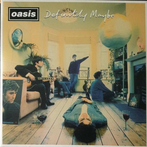 Oasis (Definitely Maybe) 1994. (2LP). 12. Vinyl. Пластинки. England. S/S. Запечатанное.