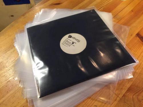 Пакеты Под Виниловые Пластинки Внешние. Упаковка. 50 штук. 32 х 32 см. Новые.