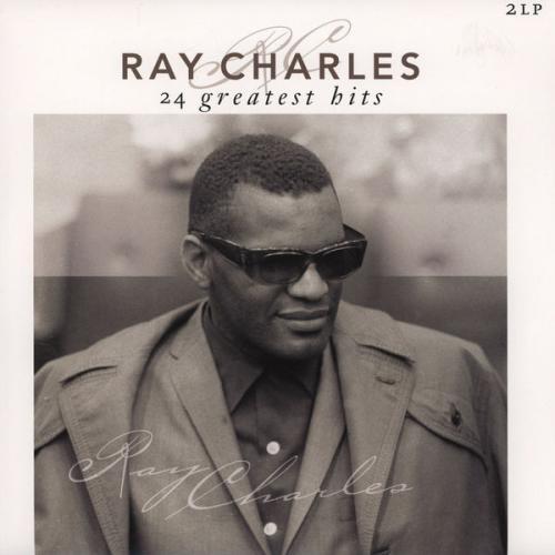 Ray Charles (24 Greatest Hits) 1956-2003. (2LP). 12. Vinyl. Пластинки. Europe. S/S. Запечатанное.
