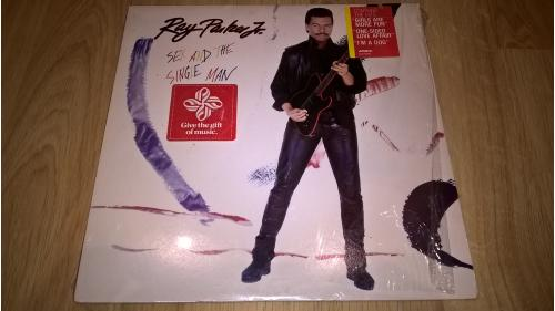 Ray Parker Jr. (Sex And The Single Man) 1985. (LP). 12. Vinyl. Пластинка. USA. NM/NM
