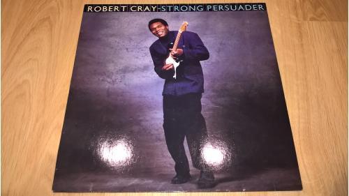Robert Cray (Strong Persuader) 1986. (LP). 12. Vinyl. Пластинка. Holland. NM/NM.