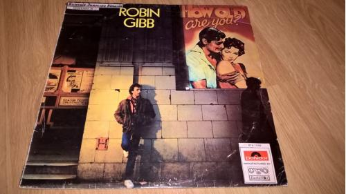 Robin Gibb / Ex Bee Gees (How Old Are You?) 1982. (LP). 12. Vinyl. Пластинка. Bulgaria