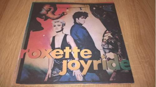 Roxette (Joyride) 1991. (lp). 12. Vinyl. Пластинка. BRS. Ташкент. ЕХ+/ЕХ+
