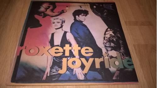 Roxette (Joyride) 1991. (LP). 12. Vinyl. Пластинка. BRS. Ташкент. NM/NM