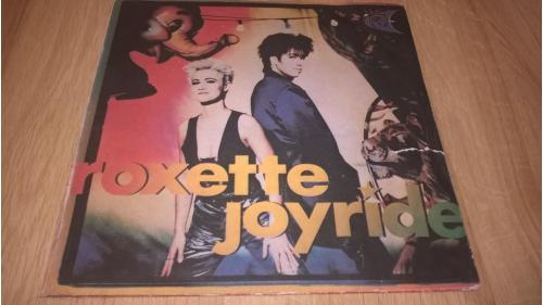 Roxette (Joyride) 1991. (LP). 12. Vinyl. Пластинка. BRS. Ташкент.