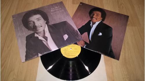 Smokey Robinson (Yes It's You Lady) 1982. (LP). 12. Vinyl. Пластинка. U.S.A. EX+/EX+