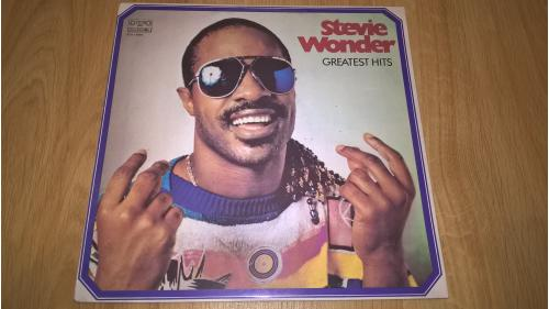 Stevie Wonder (Greatest Hits) 1985. (LP). 12. Vinyl. Пластинка. Bulgaria. M (Mint). Новая. Неигранна