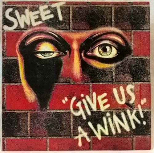 Sweet (Give Us A Wink!) 1976. (LP). 12. Vinyl. Пластинка. Santa Records.
