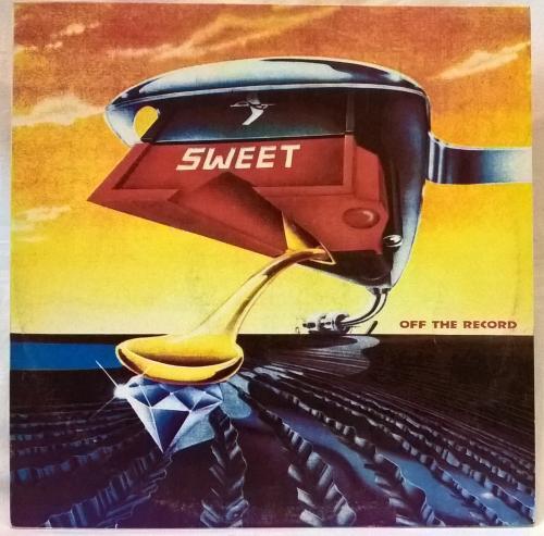 Sweet (Off The Record) 1977. (LP). 12. Vinyl. Пластинка. Santa Records.
