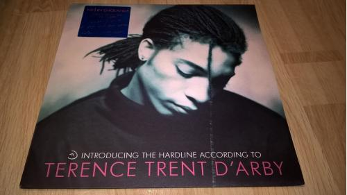 Terence Trent D'arby (Introducing The Hardline According) 1987. (LP). 12. Vinyl. Пластинка. Holland.