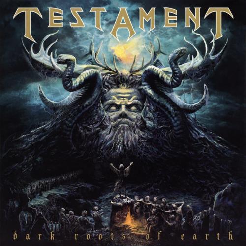 Testament (Dark Roots Of Earth) 2012. (2LP). 12. Colour Vinyl. Пластинки. S/S. Запечатанное. Europe