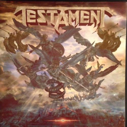 Testament (The Formation Of Damnation) 2008. (LP). 12. Vinyl. Пластинка. Europe.