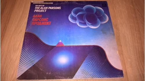 The Alan Parsons Project (The Best Of) 1983. (LP). 12. Vinyl. Пластинка.
