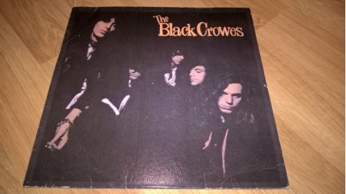 The Black Crowes ($hake Your Money Maker) 1990. (LP). 12. Vinyl. Пластинка. BRS. Ташкент. ЕХ+/ЕХ+