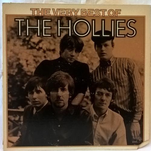 The Hollies (The Very Best Of) 1964-74. (LP). 12. Vinyl. Пластинка. U.S.A.
