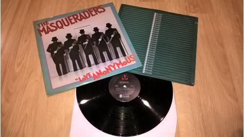 The Masqueraders (Love Anonymous) 1977. (LP). 12. Vinyl. Пластинка. U.S.A. NM/EX+