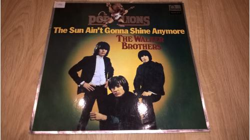 The Walker Brothers (The Sun Ain't Gonna Shine Anymore) 1966. (LP). 12. Vinyl. Пластинка. Germany. N