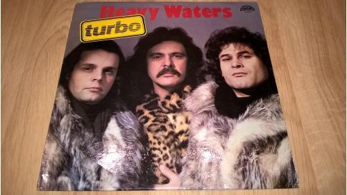 Turbo (Heavy Waters) 1985. (LP). 12. Vinyl. Пластинка. Czechoslovakia. Ламинат. NM/EX+