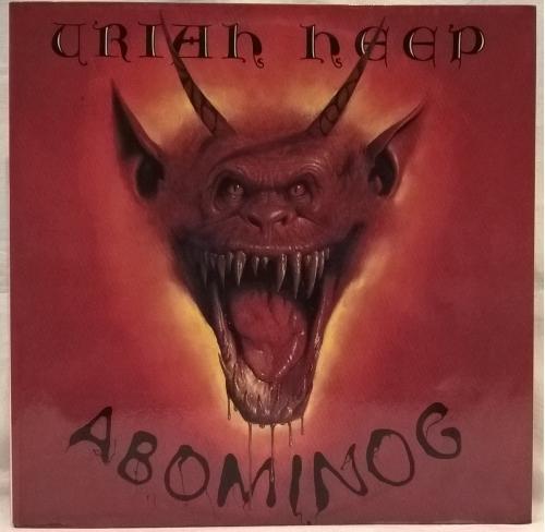 Uriah Heep (Abominog) 1982. (LP). 12. Vinyl. Пластинка. SNC Records