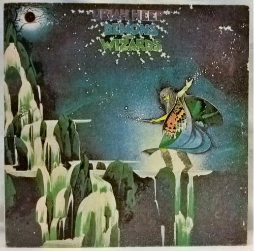 Uriah Heep  (Demons And Wizards) 1972. (LP). 12. Vinyl. Пластинка. SNC Records.