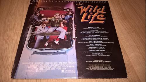 V.A. Hard & Heavy Metal (The Wild Life) 1984. (LP). 12. Vinyl. Пластинка. USA. ЕХ+/ЕХ+