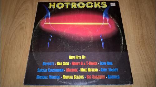 V.A. Rock & Heavy Metal Music (Hotrock) 1987. (LP). 12. Vinyl. Пластинка.