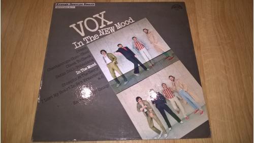 Vox (In The New Mood) 1984. (LP). 12. Vinyl. Пластинка. Ламинат. Czechoslovakia. ЕХ+/ЕХ+