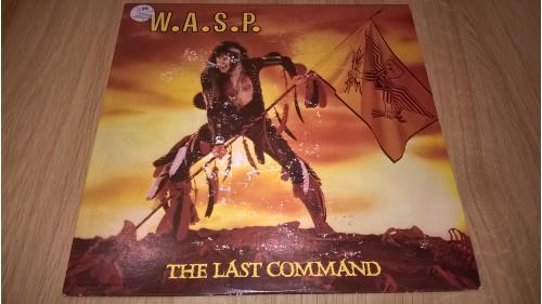 W.A.S.P. (Last Command) 1985. (12). Vinyl. Пластинка. USA. EX+/EX+