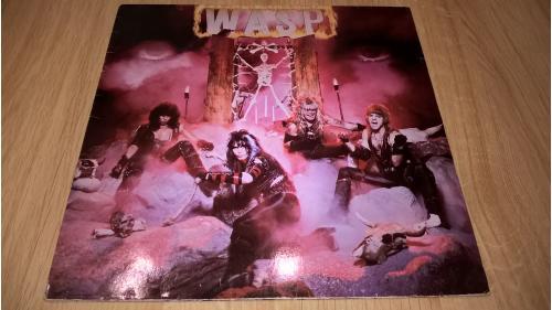 W.A.S.P. (W.A.S.P.) 1984. (LP). 12. Vinyl. Пластинка. England. EX+/EX+
